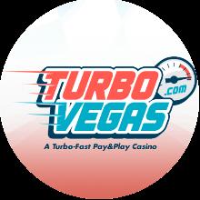 Turbo Vegas bonus -tarjous