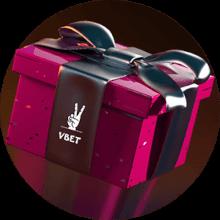 VBET Kasino bonus -tarjous