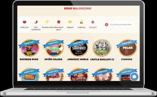 Casino Calzone nettikasino