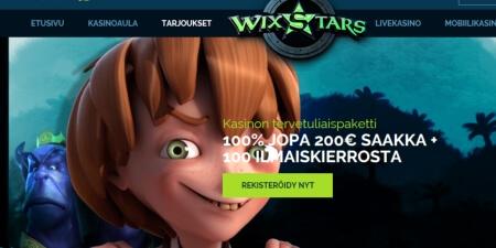 Wixstars