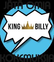 Jätä omia King Billy Casino kokemuksiasi alle