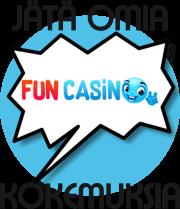 Jätä omia Fun Casino kokemuksia tänne