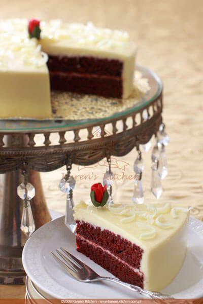 Red Velvet Cake – Karen\'s Kitchen