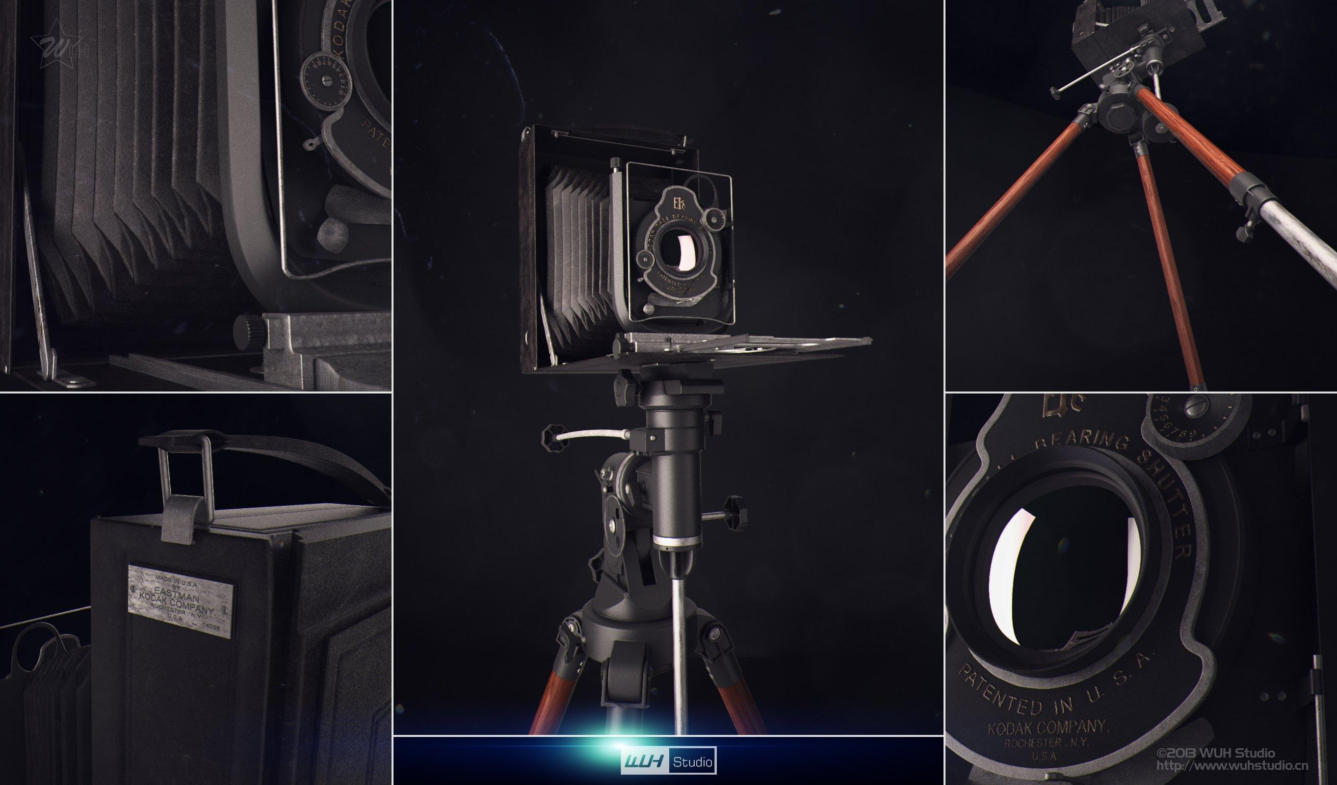 Kodak古典相机