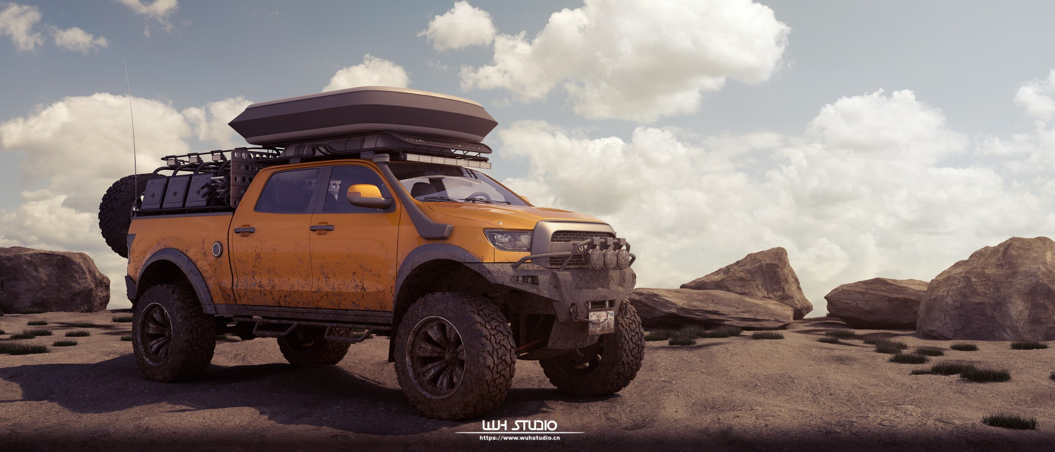 Toyota Tundra Mod