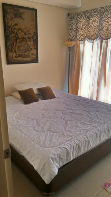 for rent Cosmo Terrace - Studio apartment with great location at central jakarta