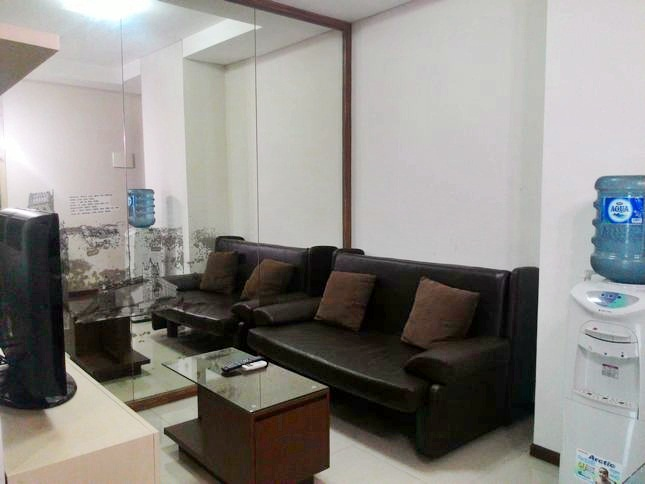 for rent Thamrin Residences - nice and clean 1 bedroom apartment in mid floor with good view