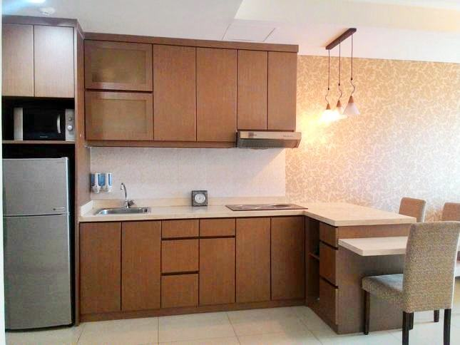 for rent Thamrin Residences - For 2 bedroom with extra room and double view