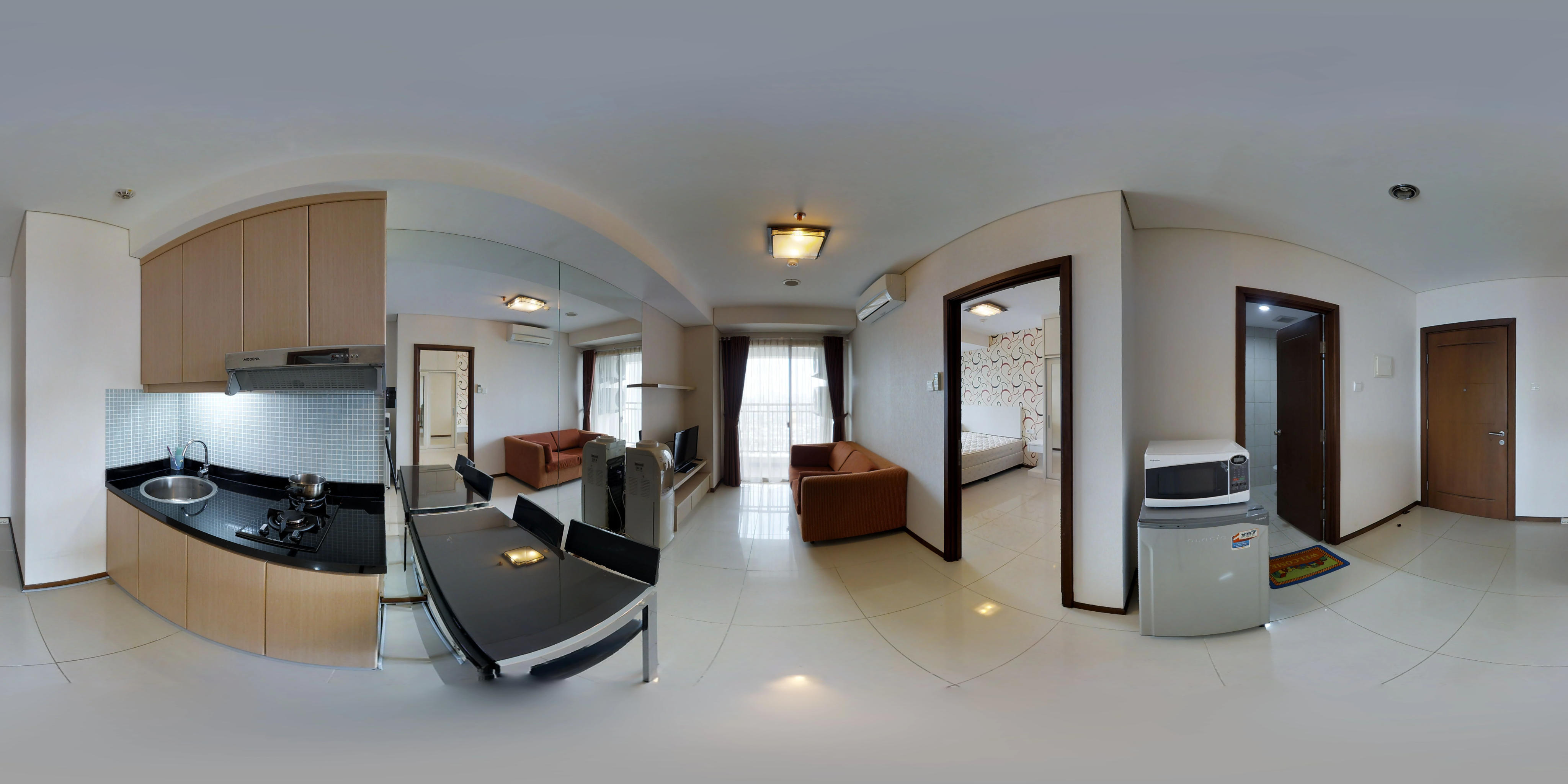 for rent Thamrin Executive Residence - The excellent 1 bedroom at thamrin area