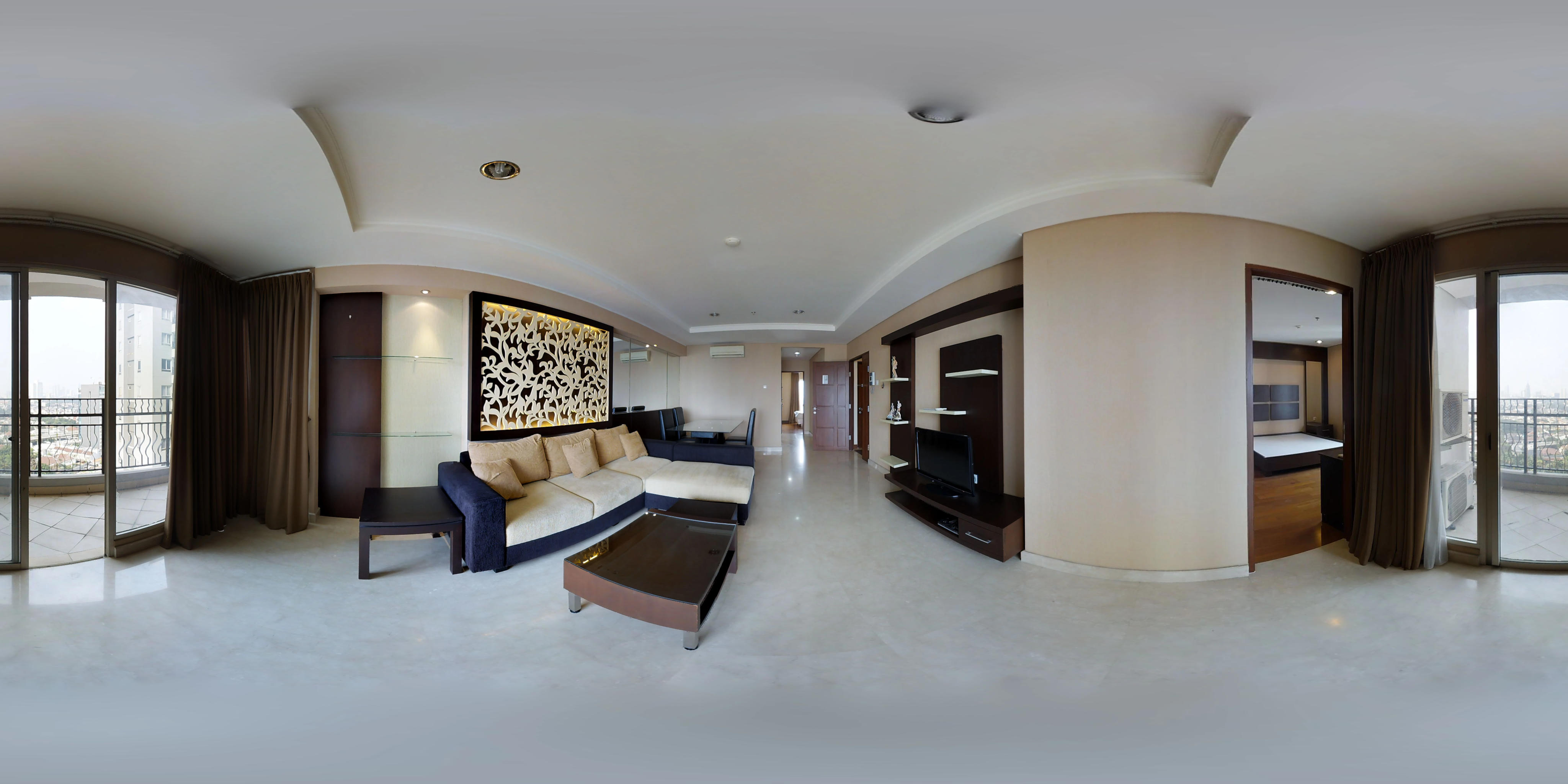for rent Permata Hijau Residence - Gorgeous unit next to city south jakarta