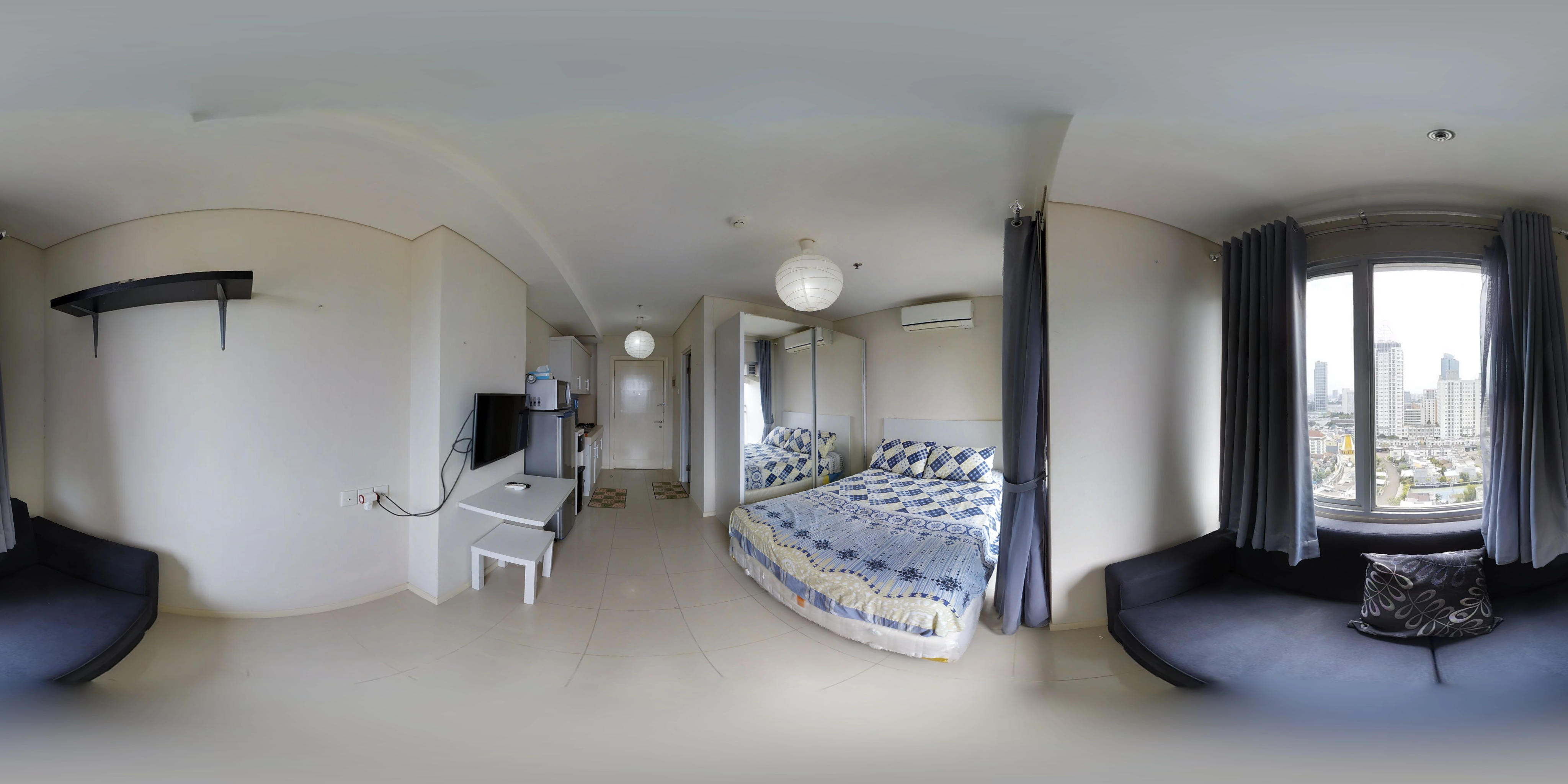 for rent Cosmo Terrace - Nice and clean studio room fit for city living