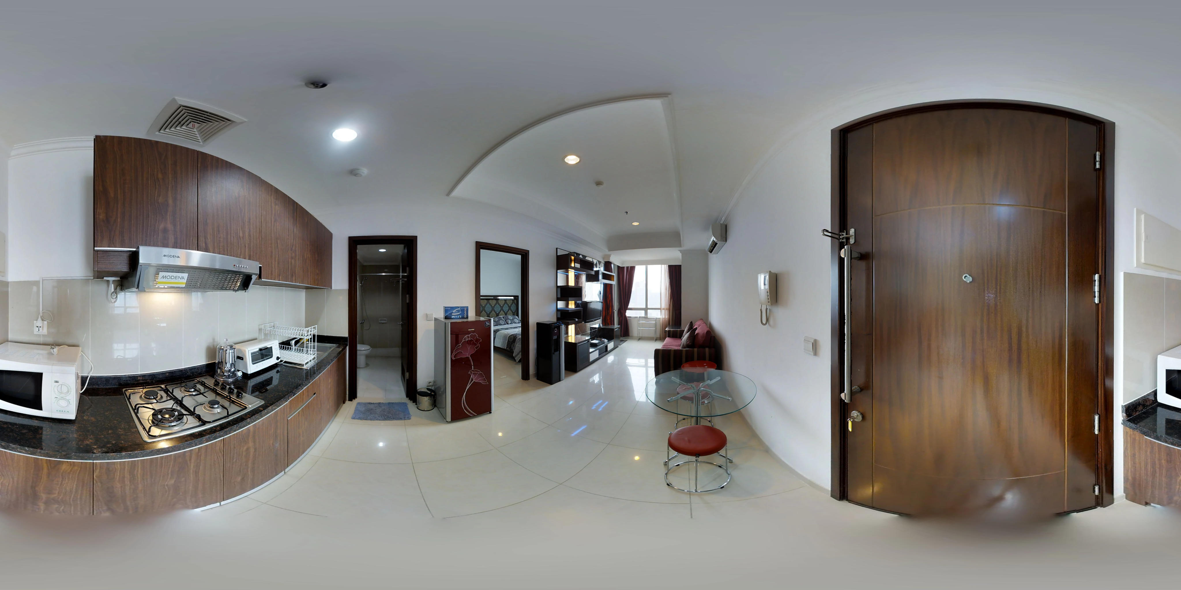 for rent Denpasar Residence - Your cozy apartment only steps away from Kuningan Business district