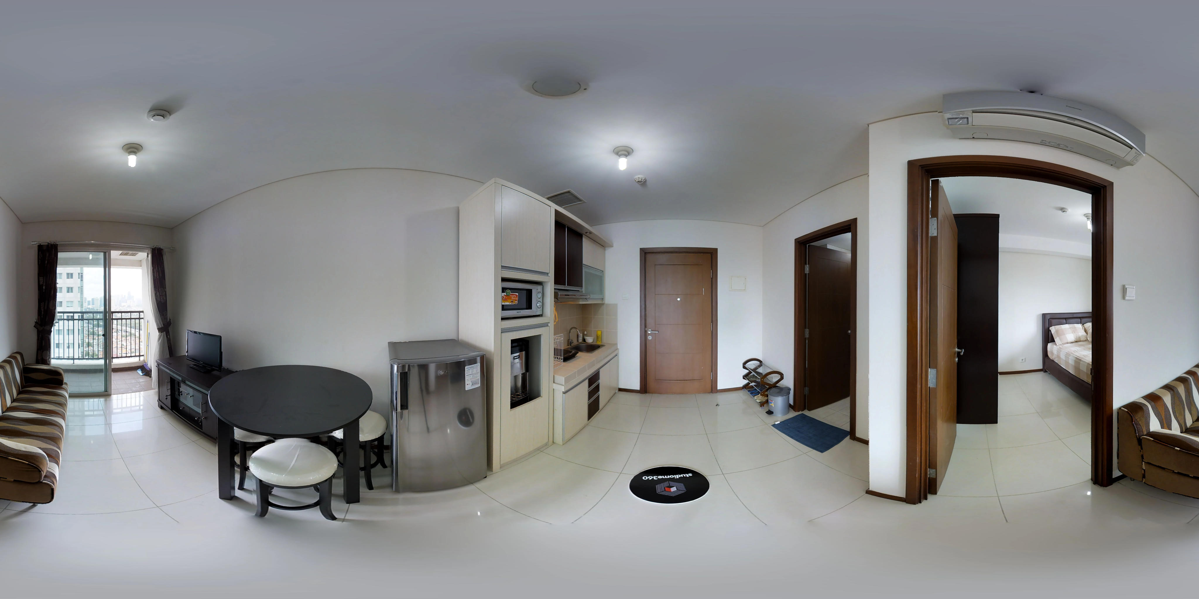 for rent Thamrin Executive Residence - Simply and comfortable one bedroom