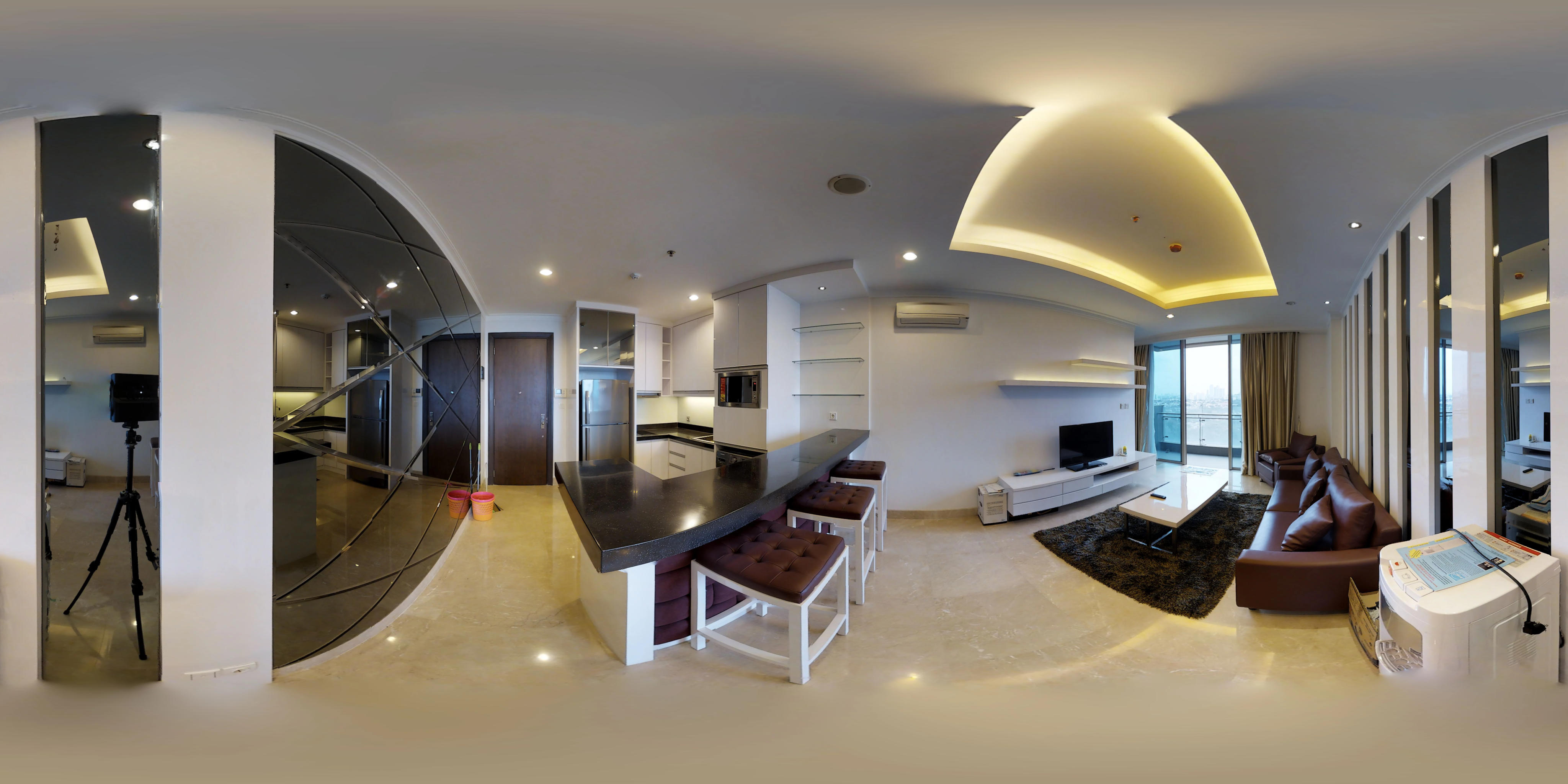 for rent Residence 8 Senopati - Designer Suite apartment in south of Jakarta