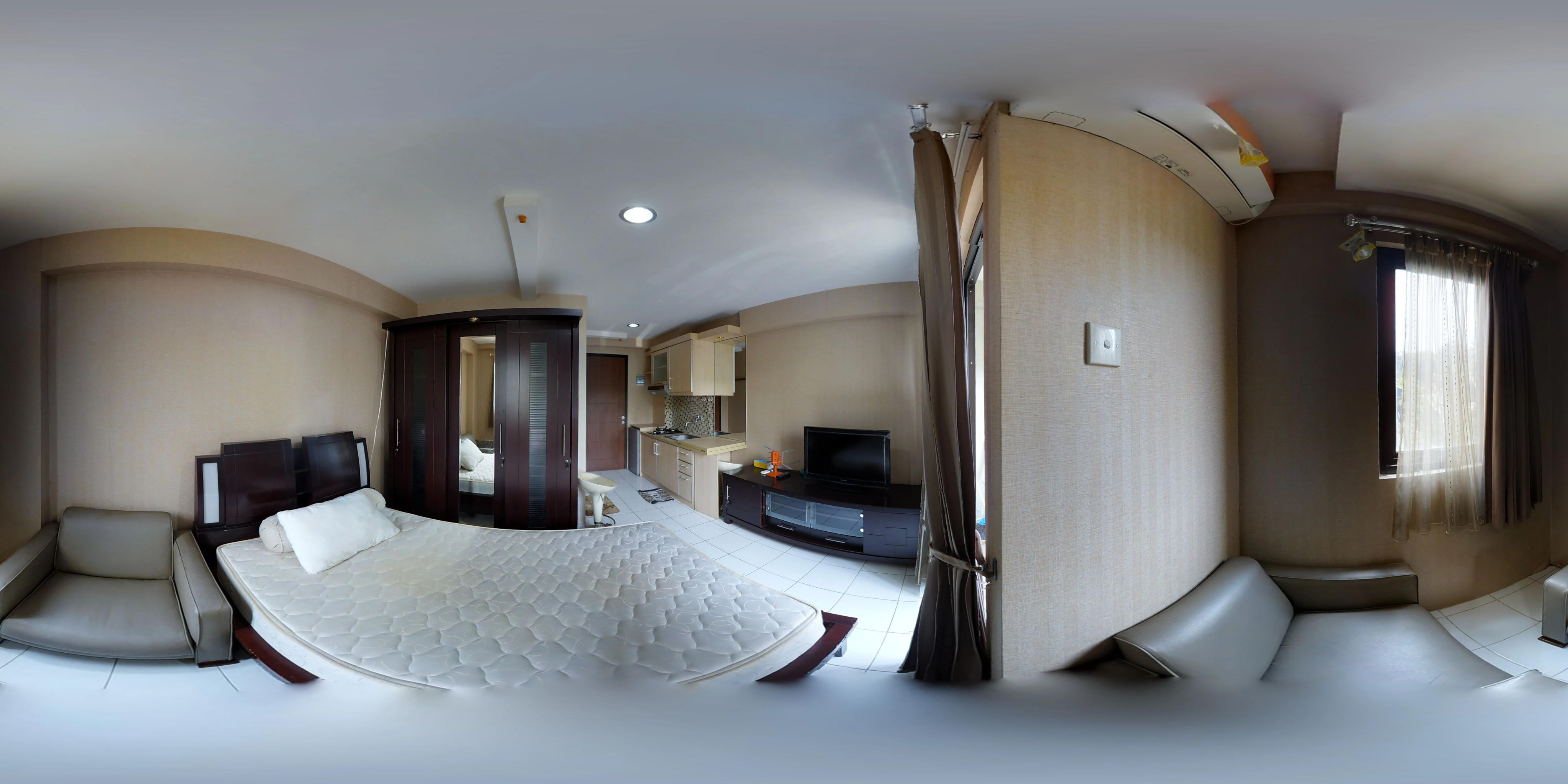 for rent Kebagusan City - Luxury studio room at south jakarta