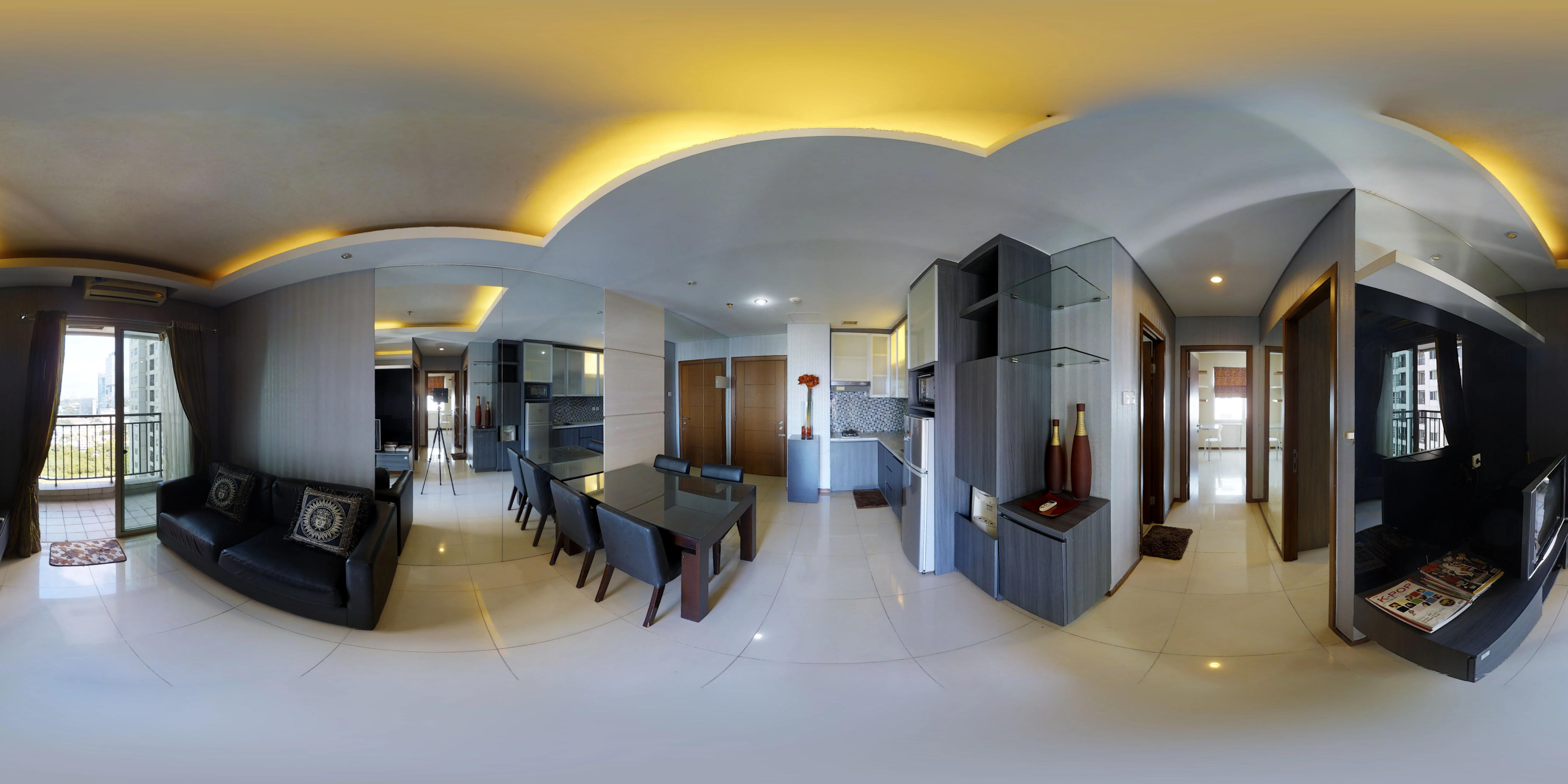 for rent Thamrin Residences - Charming apartment and best location in central of jakarta