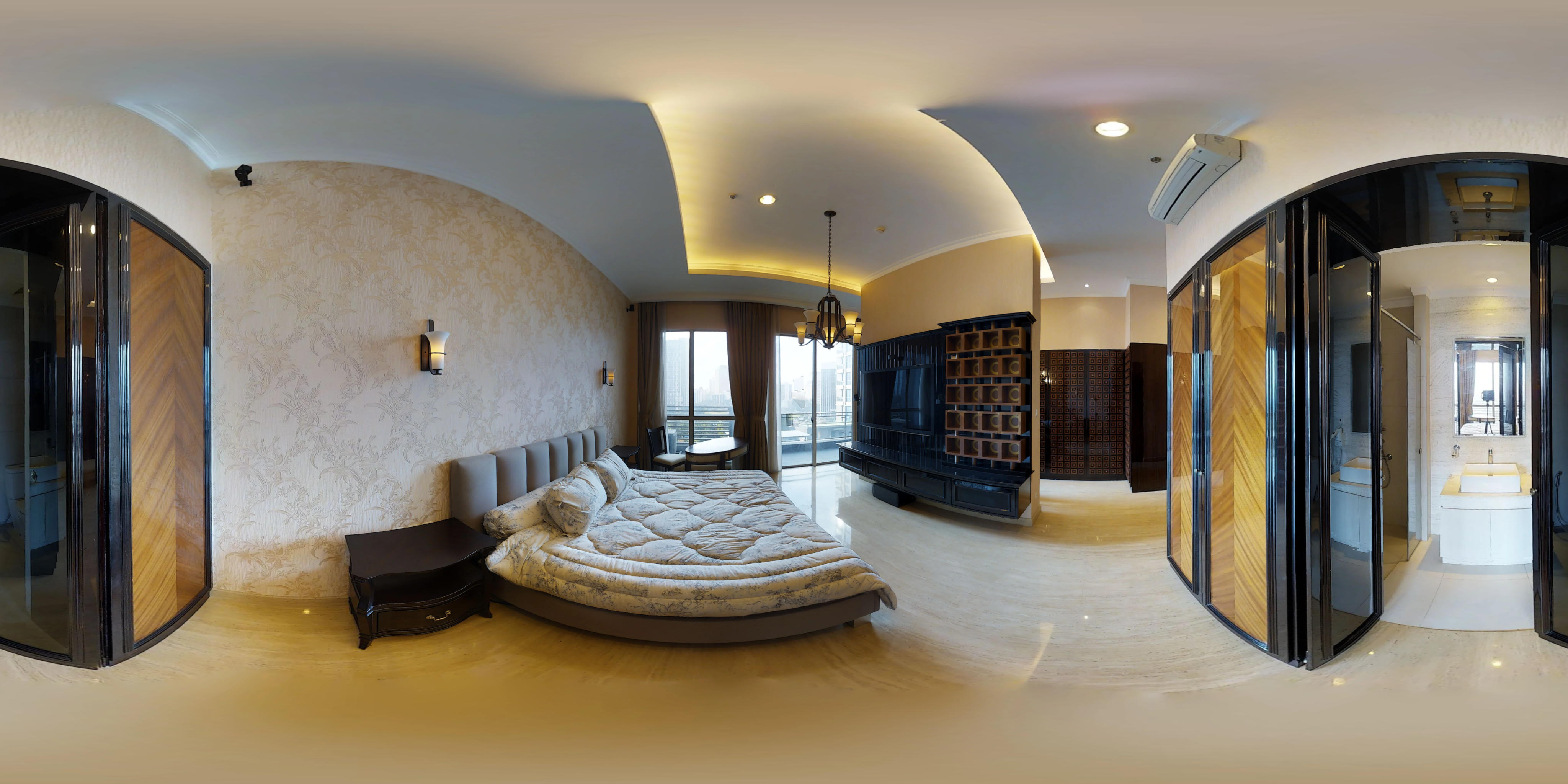 for rent Residence 8 Senopati - Luxurious apartment with beautiful views