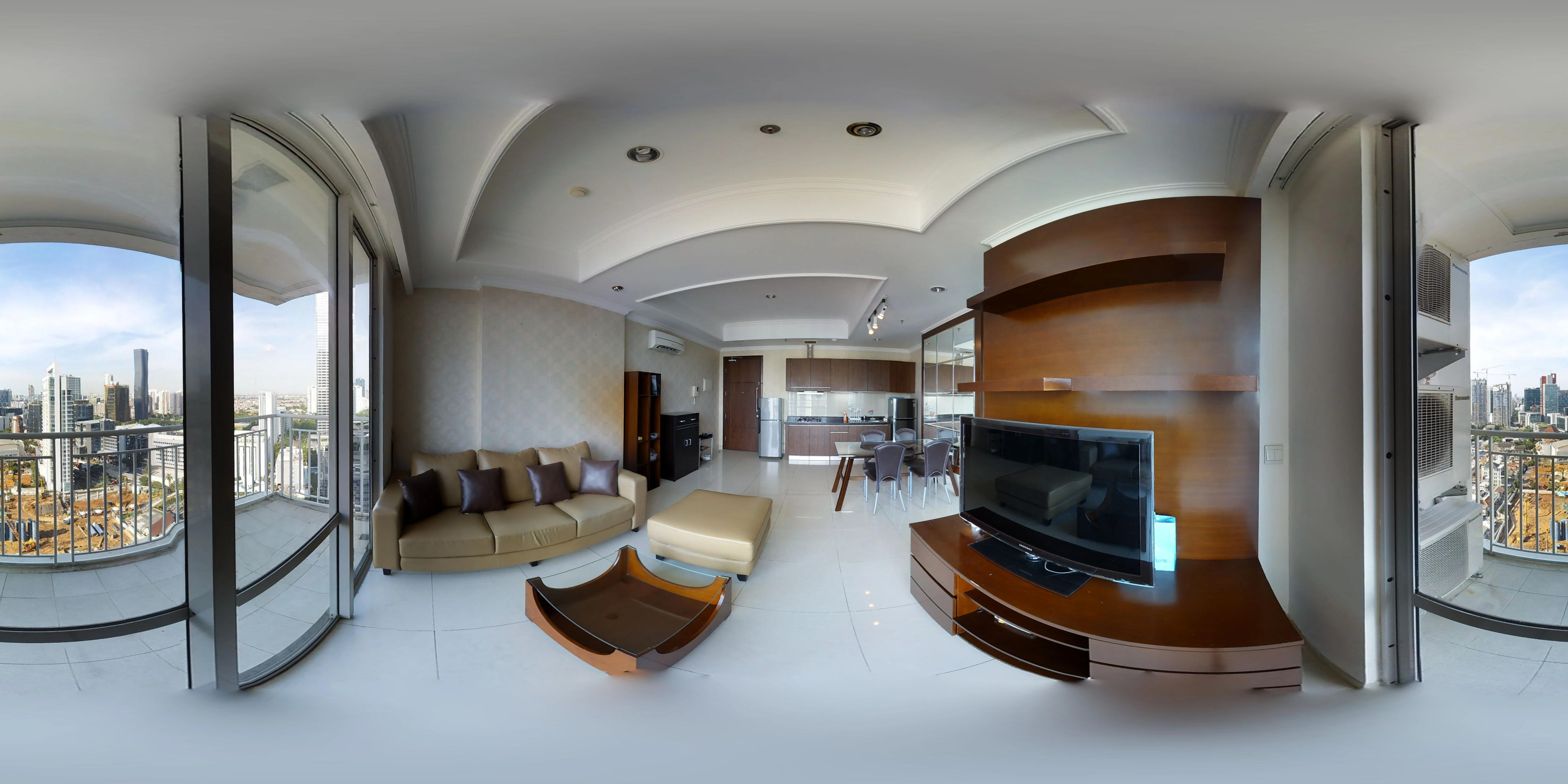 for rent Denpasar Residence - Comfortable  two bedroom apartment