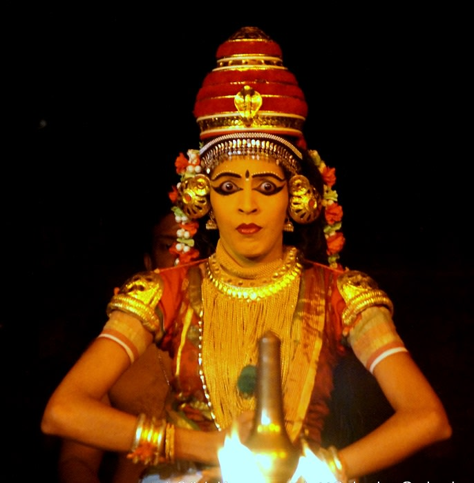 Aparna Nangiar, Nangiarkoothu, Akrooragamanam 3