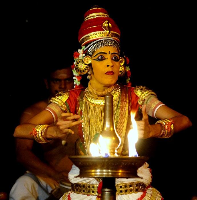 Aparna Nangiar, Nangiarkoothu, Kamsavadham 1