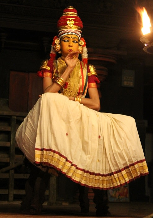 Aparna Nangiar, Nangiarkoothu, Kaliyamardhanam 1