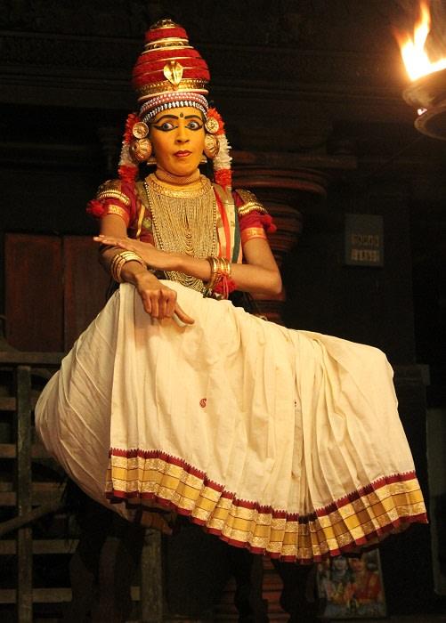 Aparna Nangiar, Nangiarkoothu, Akrooragamanam 1