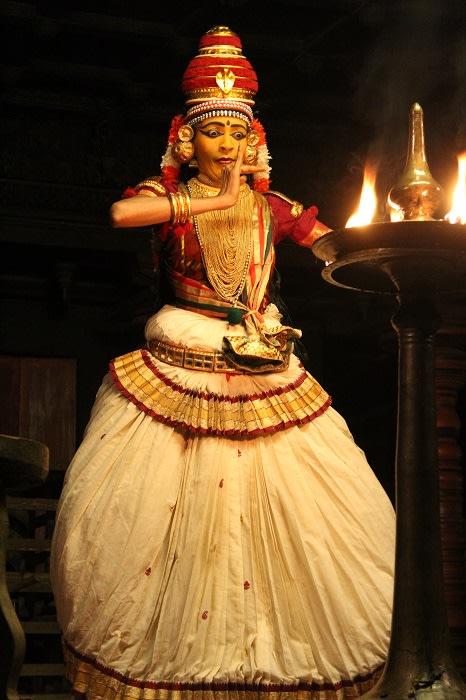 Aparna Nangiar, Nangiarkoothu, Kamsavadham 3