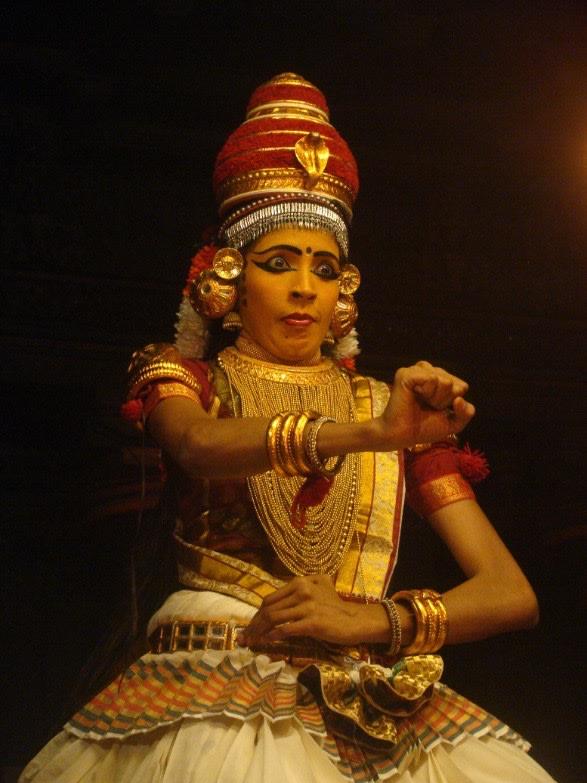 Aparna Nangiar, Nangiarkoothu, Puthana Moksham 1
