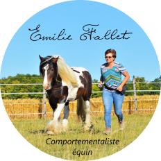 photo de profil emilie-fallet-comportementaliste-equin