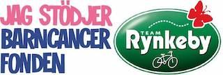 Barncancerfonden logo