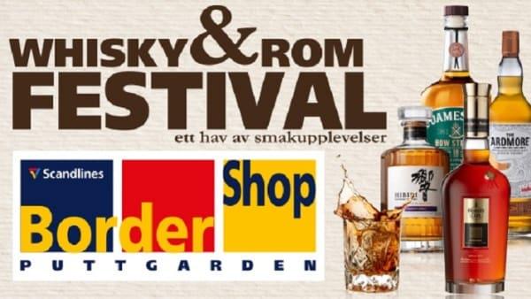 Whiskey Festival Bordershop