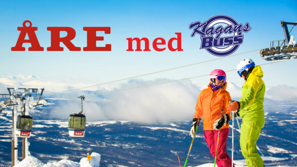 Skidresor Åre 2021 GRID THIRDS