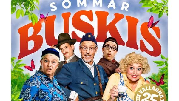 Sommarbuskis på Vallarnas Teater