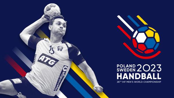 Handbolls VM Finalhelg Stockholm 2023