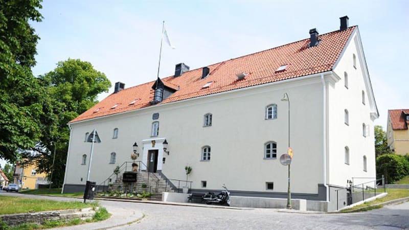 Slottsbackens Hotell