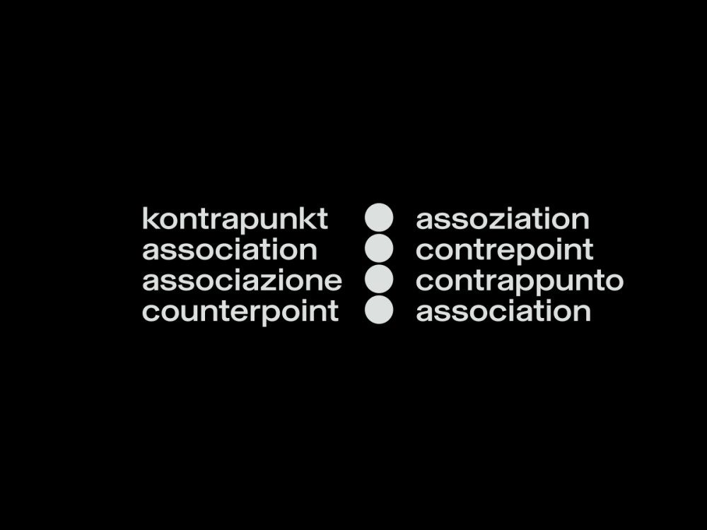 Counterpoint Association - © Kairos Studio