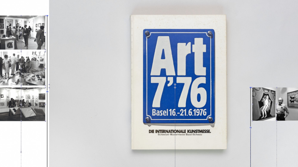 Art Basel 50 Years - © Kairos Studio