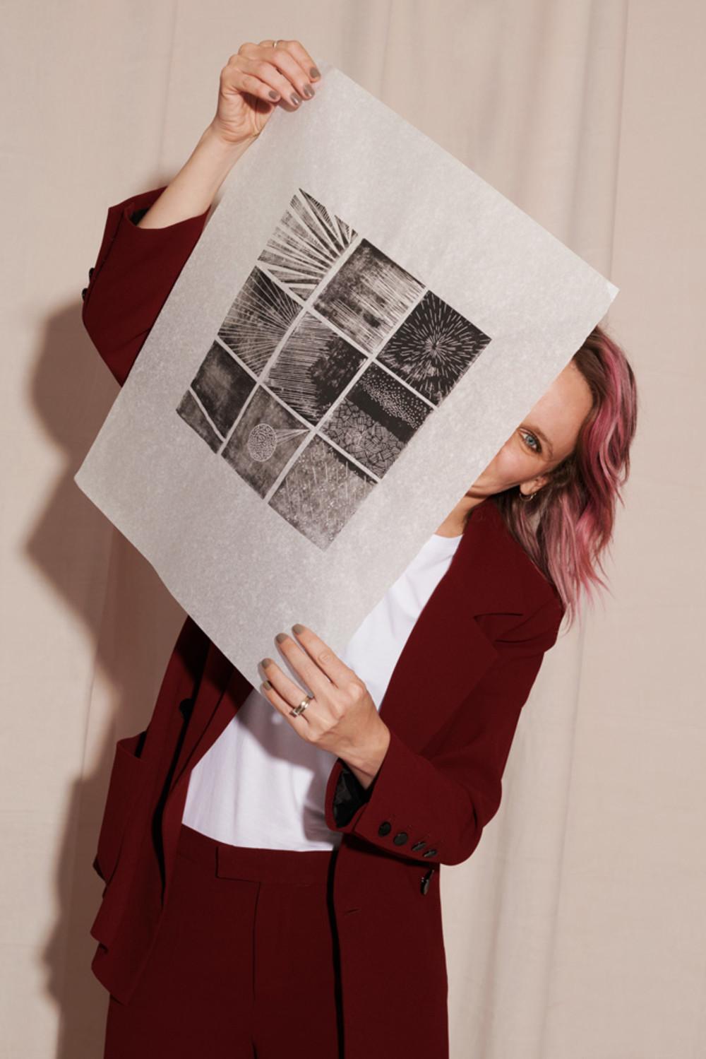 Fiona Kruger X Tasaki - © Kairos Studio