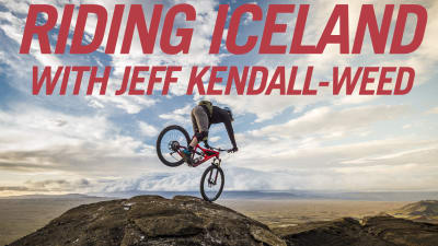 Riding Iceland with Jeff Kendall-Weed