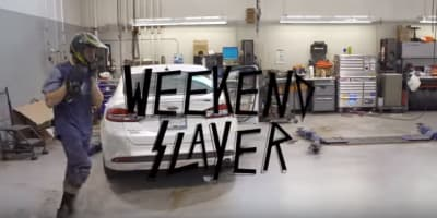 Weekend Slayer - Episode 1