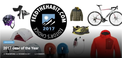 Interceptor - Feed the Habit 2017 Gear of the Year