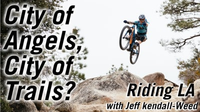 Riding LAX with Jeff Kendall-Weed