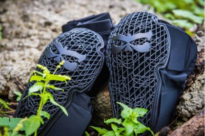 Strike Knee Guard Review - VitalMTB