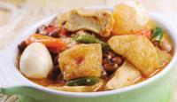 Resep membuat Krecek Tahu yang lezat dan nikmat