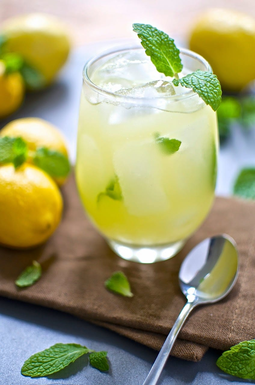 Resep Cara Membuat Fresh Lemonade