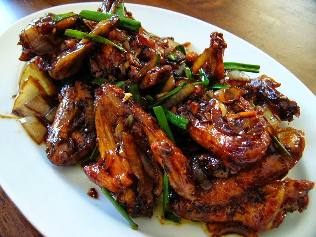Asem-Asem Sayap Ayam