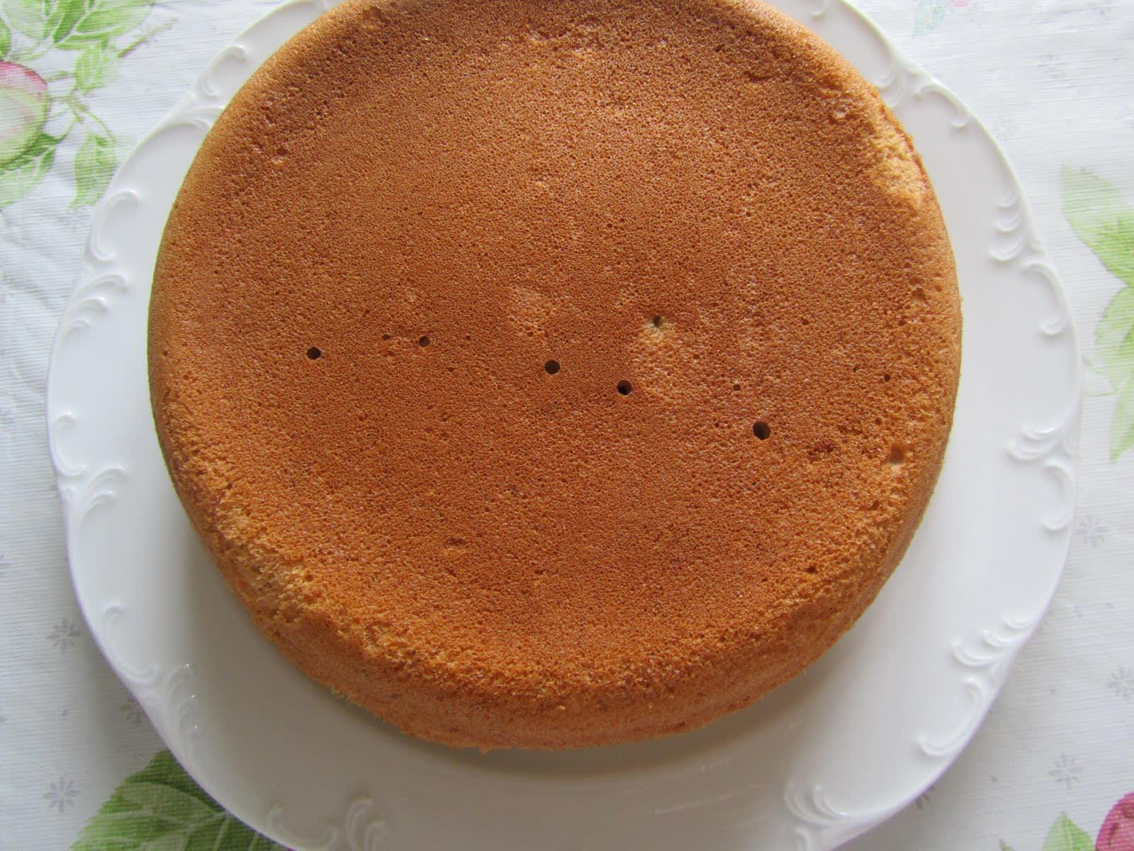 Banana Cake Rice Cooker