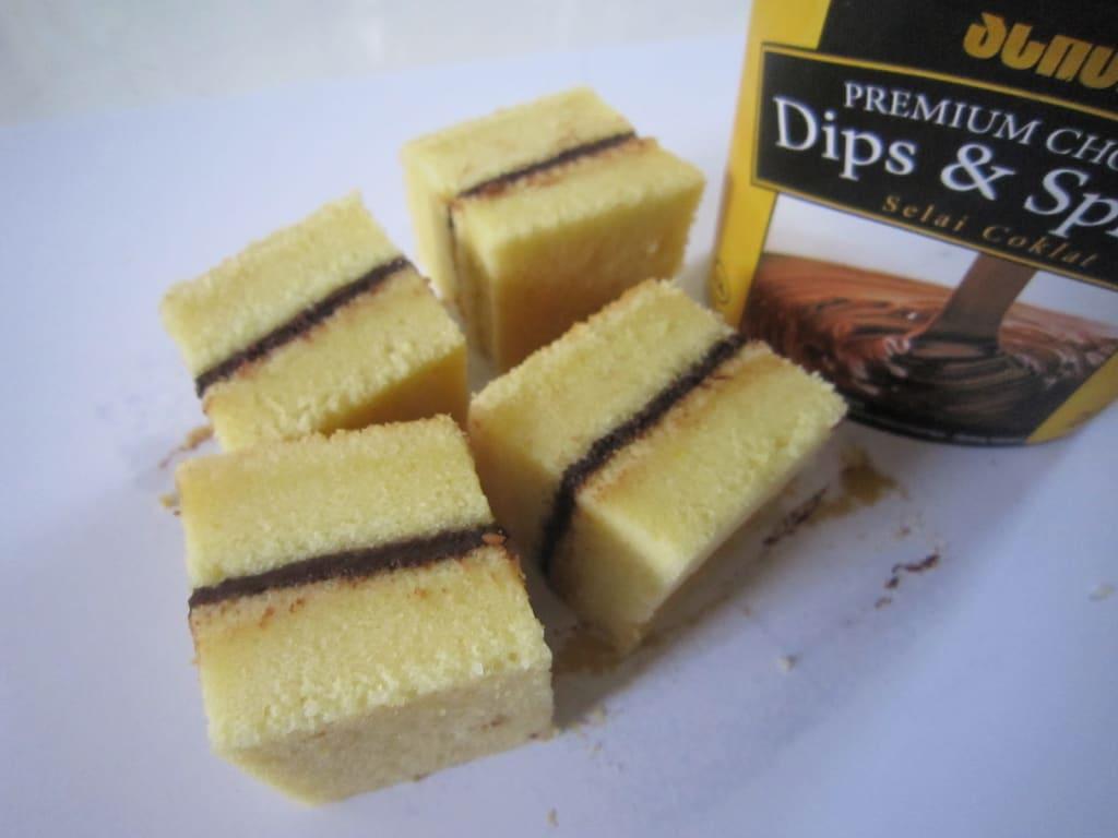7. sponge cake lembut