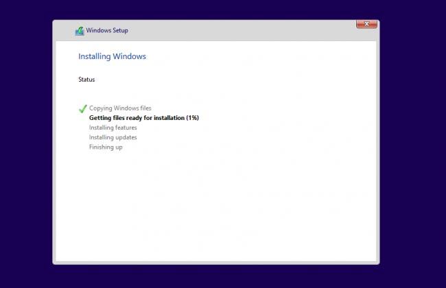 Install Windows 10 - Kamiltech.com