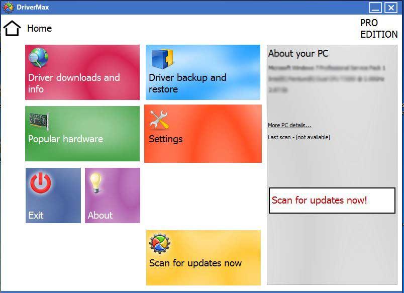 Drivermax for Windows - kamiltech.com